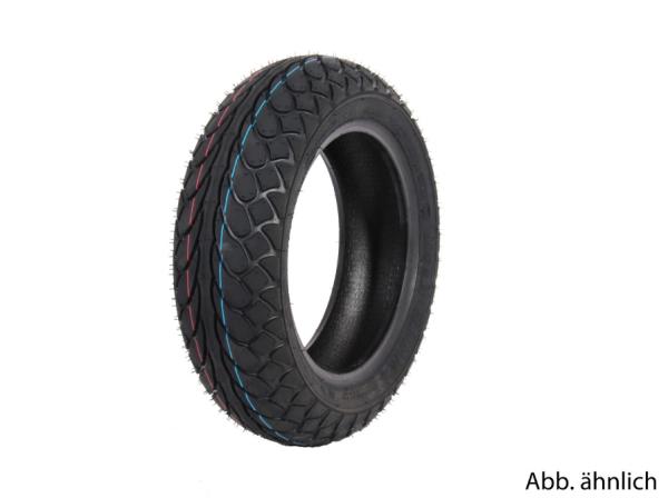 Neumático Mitas 120/70-10, 54L, TL, reforzado, MC22, trasero