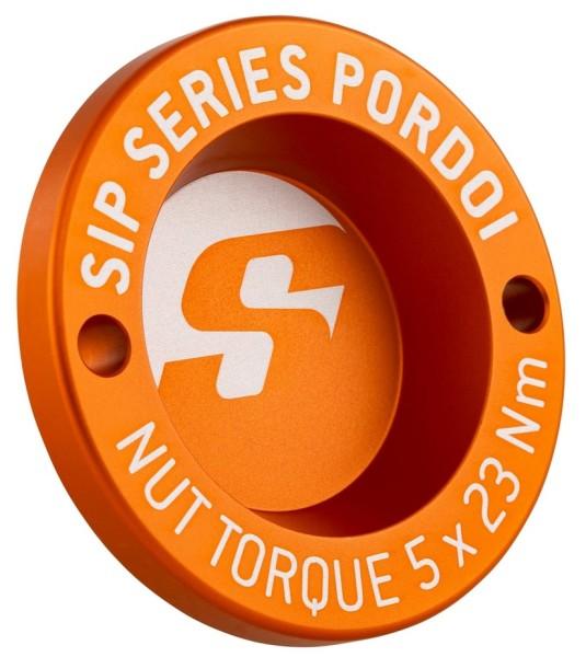 """Caperuza antipolvo 13"""" llanta delante para Vespa GTS/GTS Super/GTV/GT 60/GT/GT L 125-300ccm, naranja mate"""