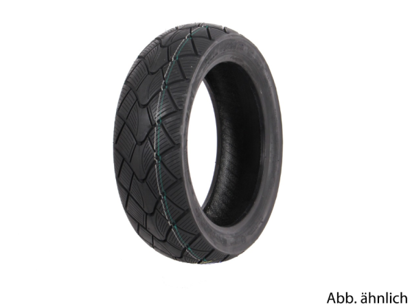 Neumático Vee Rubber 130/70-12, 62S, TL, reforzado, VRM351, M+S, trasero