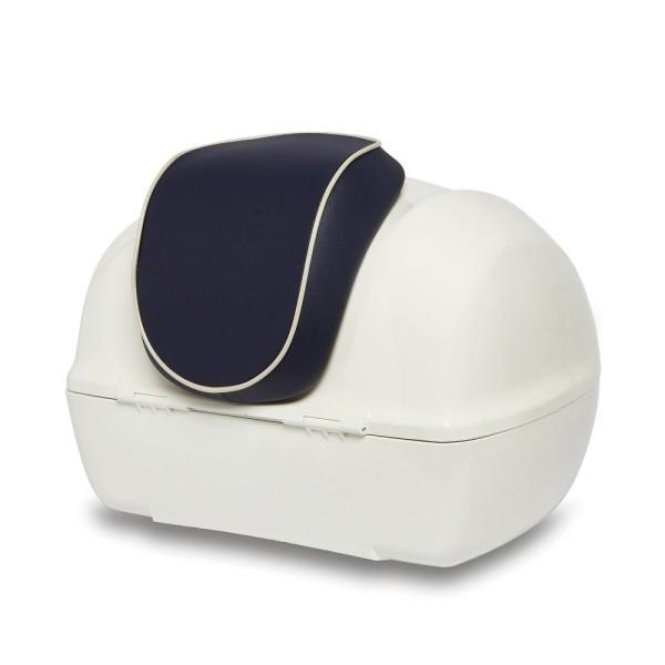 Original Respaldo maleta Vespa Primavera - Yacht Club Edition azul