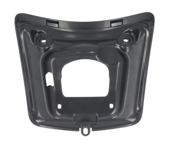 Rücklichrahmen schwarz matt für Vespa GTS, GTS Super 125-300ccm (Facelift, ab 2014)
