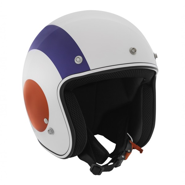 Casco Jet Vespa Nation 2.0 Francia