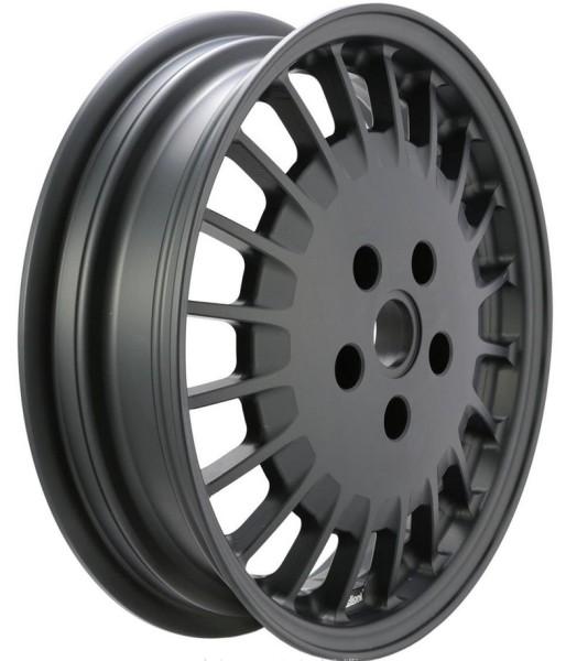Llanta delante/atrás para Vespa GTS/GTS Super/GTV/GT 60/GT/GT L/946 125-300ccm, mate negro