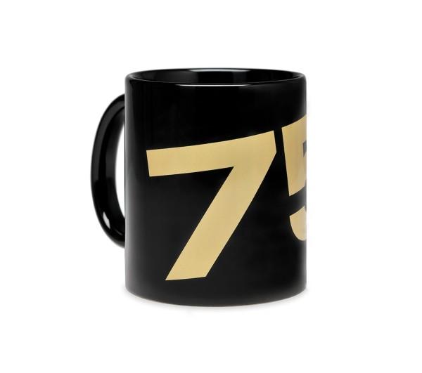 Taza Vespa 75 años - negro