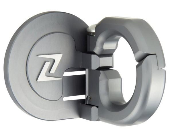 Gancho portabolsas para Vespa GTS/GTS Super/GTV/GT 60/GT/GT L/S 50-300ccm, mate gris