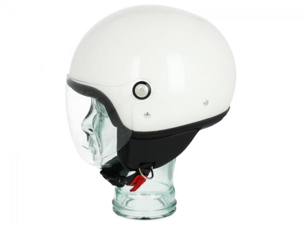 Piaggio casco P-Style Jet blanco 566