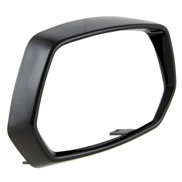 Anillo de lámpara negro brillante para Vespa Sprint 50-150ccm 2T / 4T ('13 -'18)