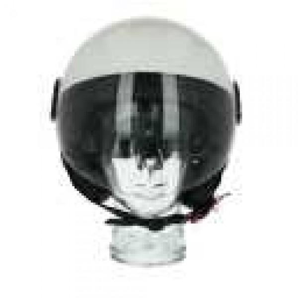 Piaggio casco abierto AWA Basejet blanco