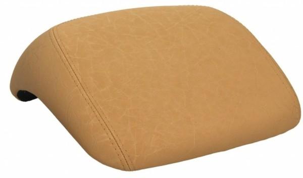Original Vespa almohadilla de la espalda, beige suave