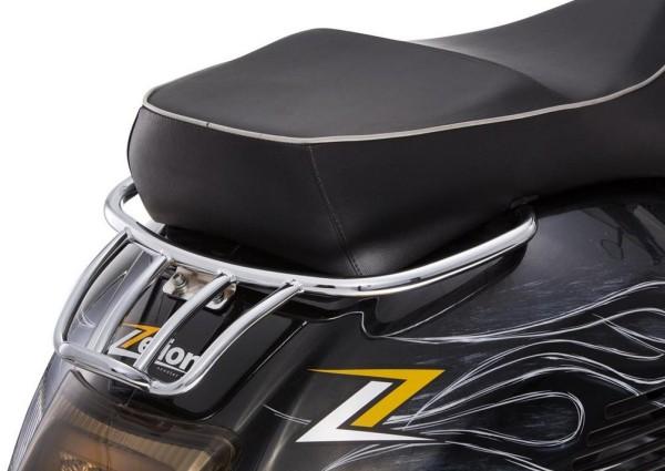 Portaequipajes atrás para Vespa GTS/GTV/GT 125-300ccm 4T LC, cromo