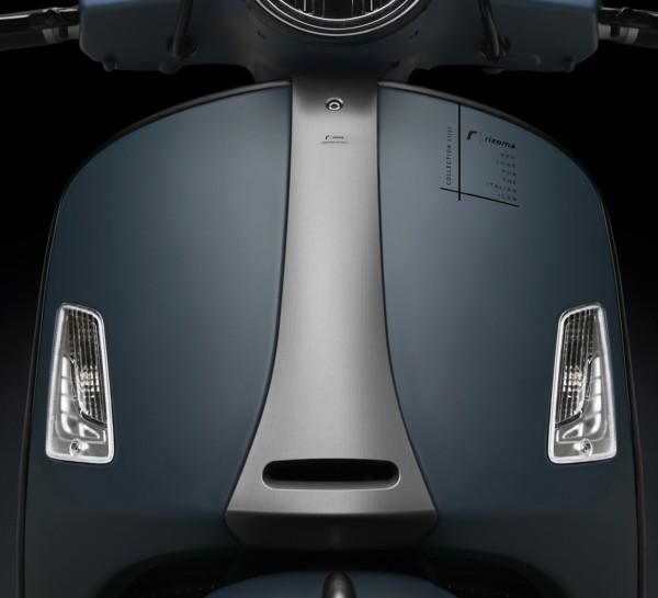 Cascade RIZOMA para Vespa GTS / GTS Super / GTV 125-300ccm HPE ('18 -)
