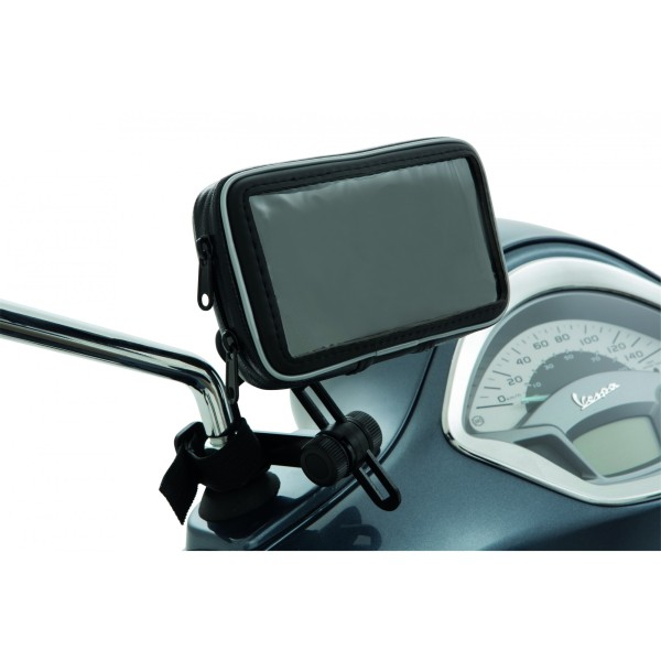 Soporte espejo smartphone 4,3 Zoll Piaggio Vespa