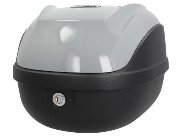 Baúl 32L para Liberty Original Piaggio - Grigio Mouse 715/C