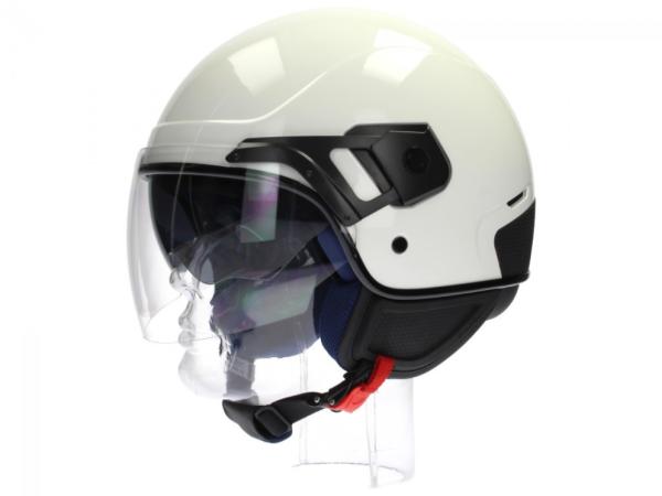 Piaggio casco PJ Jet blanco