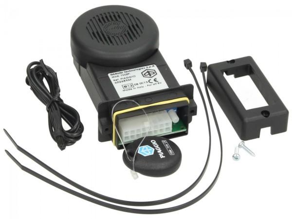 Original Sistema de alarma Piaggio E-1 compacto Exclusif