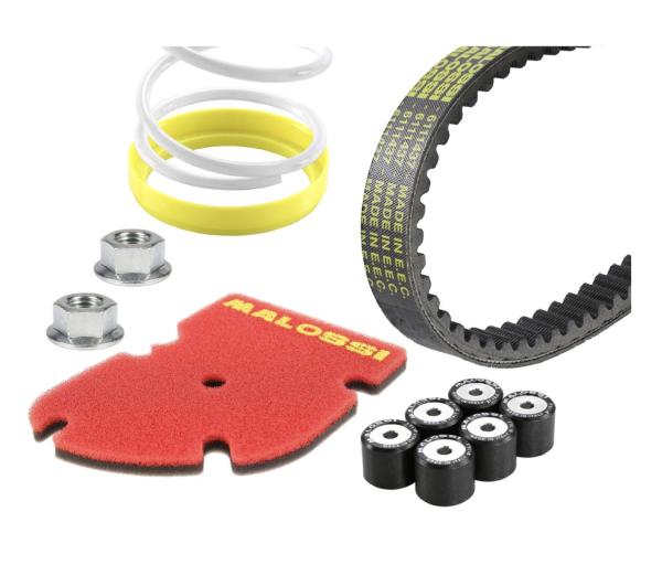 "Kit de tuning drive, ""principiantes"" para Vespa Primavera / Sprint 3V iGet 125ccm"