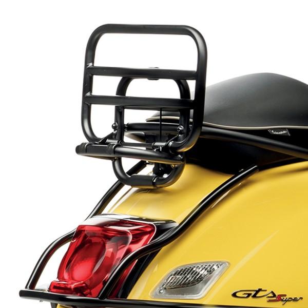 Portaequipajes trasero plegable para maleta superior Vespa GTS