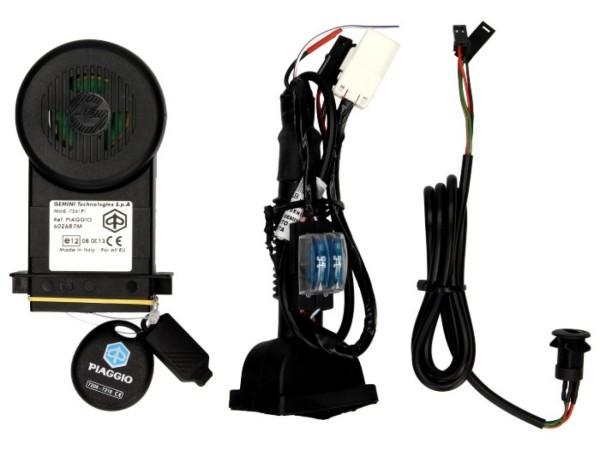 Sistema de alarma E-Power para MP3 Yourban / Beverly Original Piaggio