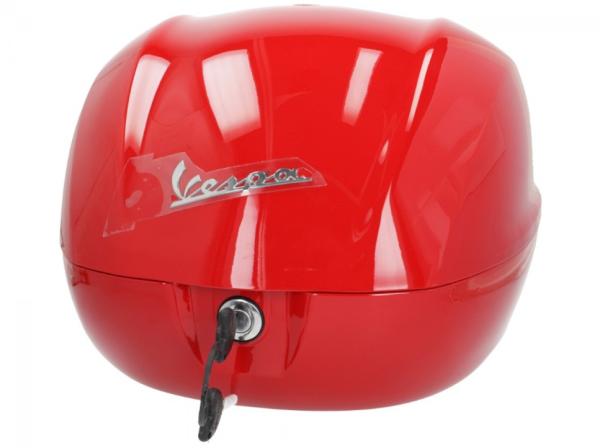 Original maleta Vespa Primavera / Sprint - dragón rojo 894