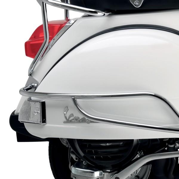Original Protector lateral trasero cromado Vespa PX