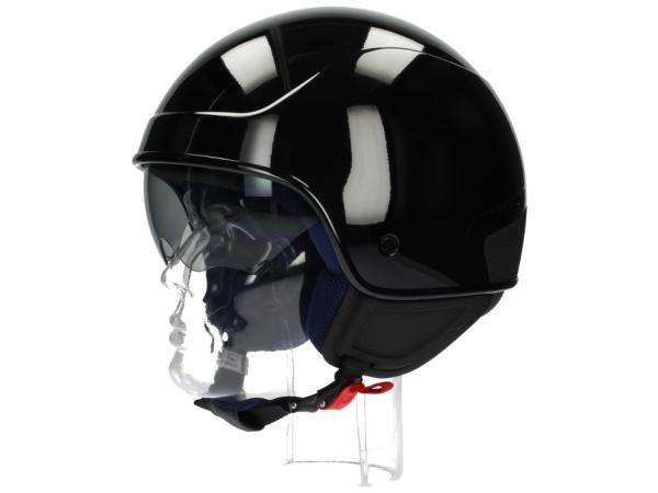 Piaggio casco PJ1 Jet negro