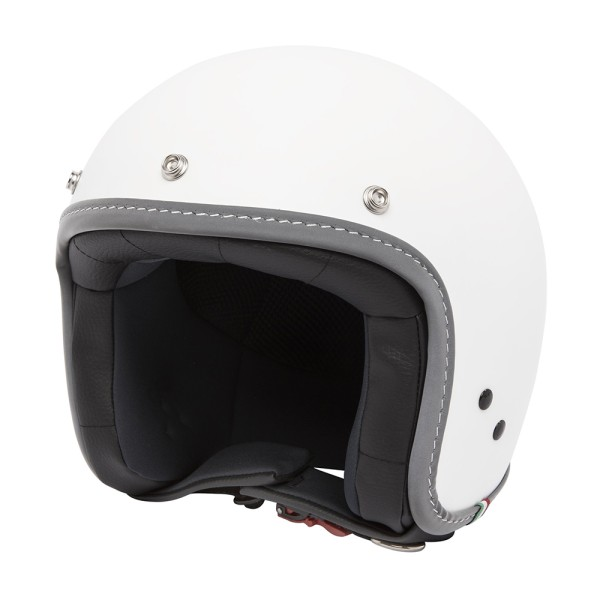 Casco Jet Vespa Colors blanco