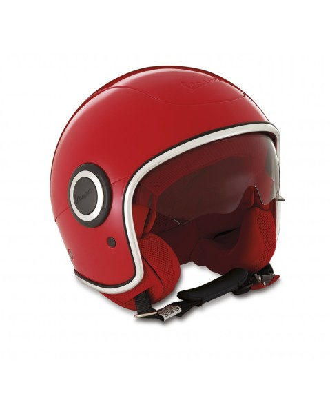 Casco jet Vespa VJ1 946 (RED) 606518M01R