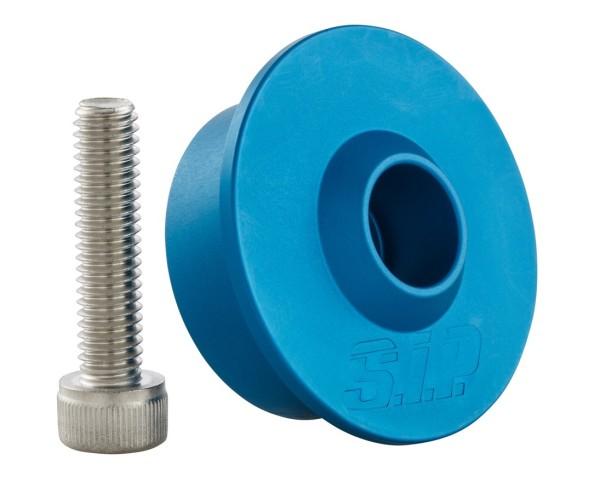 Kit de montaje para espejo extremo manillar sin contrapesos, MK II, azul