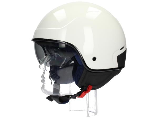 Piaggio casco PJ1 Jet blanco