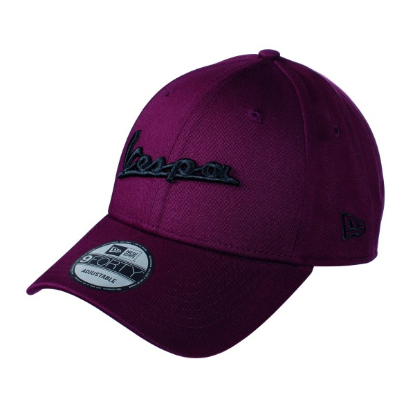 Gorra Vespa ESSENTIAL 9FORTY® rojo oscuro