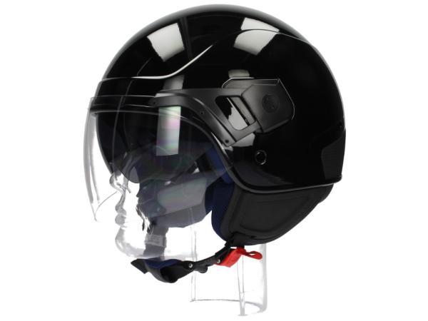 Piaggio casco PJ Jet negro