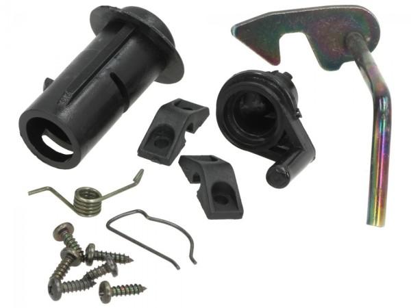 Pestillo de bloqueo Vespa para LX 50-150cc Touring, ET2 / ET4 / LX / LXV / S 50-150cc-