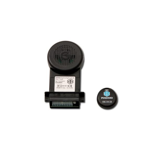 Original Sistema de alarma Piaggio E-Lux compacto