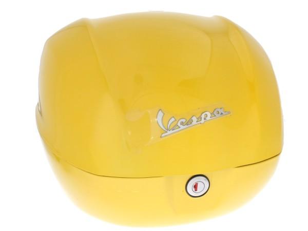 Original Topcase für Vespa Sprint gelb positano 968/A