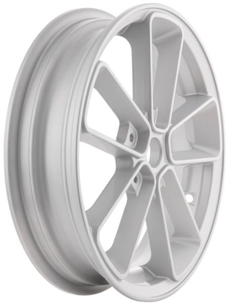 Llanta delante/atrás para Vespa GTS/GTS Super/GTV/GT 60/GT/GT L 125-300ccm, plata