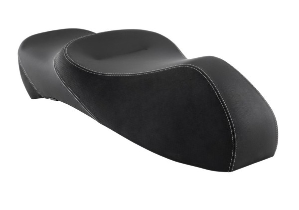 Sillin Touring para Vespa GTS/GTV/GT 125-300ccm ('03-'13), negro