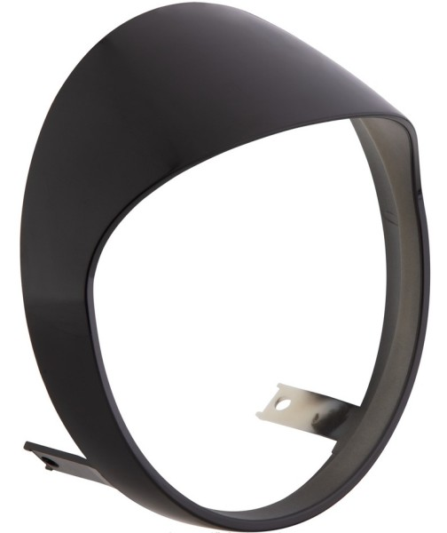 Cerquillo para Vespa GTS/GTS Super HPE 125/300 ('19-), negro brillante