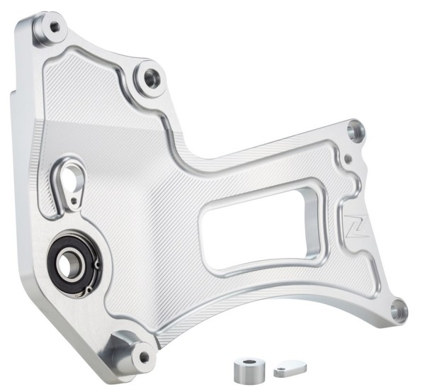 Arbol de suspensión MK II para Vespa GTS/GTS Super/GTV/GT, plata