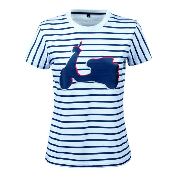 Vespa T-Shirt Graphic mujer