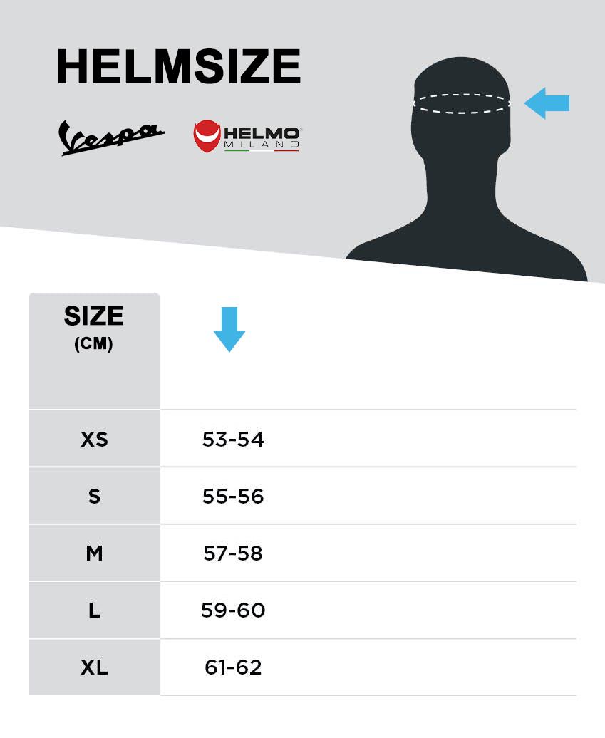 Helmsize-Vespa-Helmo-Milano