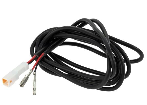 Juego de cables conexión de temperatura del agua medidor del número de revoluciones/tacómetro para Vespa GTS/GTS Super 125-300ccm ('14-)