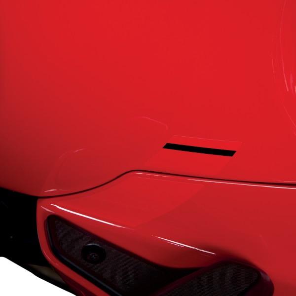 """Adhesivo """"Sport Allure"""" en carbono para Vespa Sprint"""