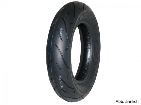 Neumático Heidenau 100/80-10, 58M, TL, K80SR, delantero