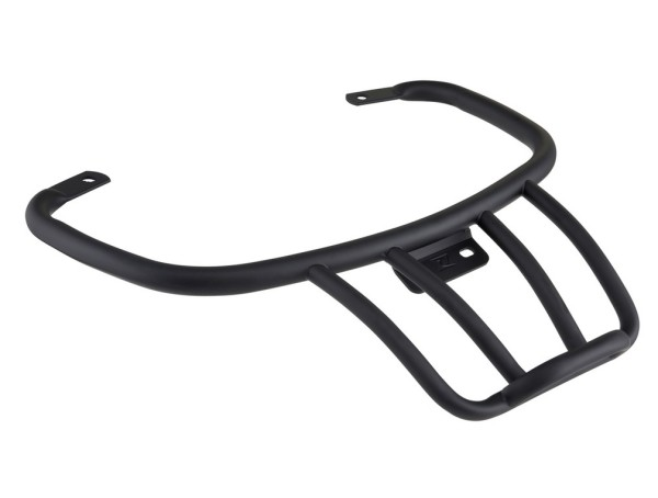 Portaequipajes atrás para Vespa GTS/GTV/GT 125-300ccm 4T LC, negro