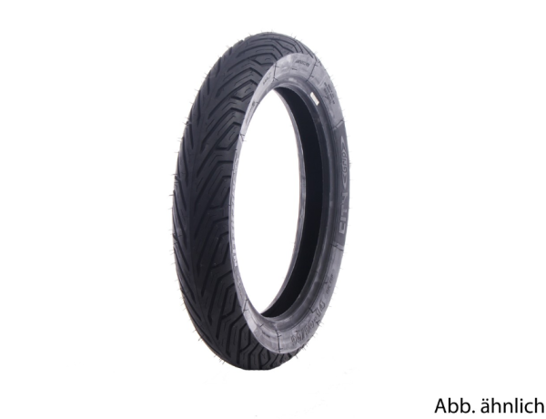 Neumático Michelin 130/70-12, 62P, TL, reforzado, City Grip delante/detrás
