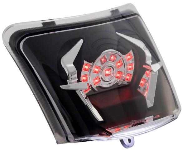Piloto trasero MK II LED para Vespa GTS/GTS Super/GTV/GT 60 125-300ccm (-'13), claro