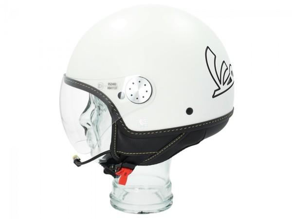 Vespa Jet Helmet Visor 3.0 Bluetooth blanco