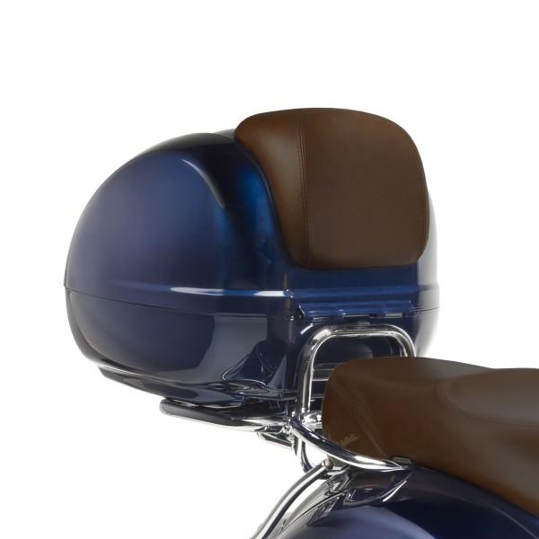 Respaldo de cuero real para Vespa GTS
