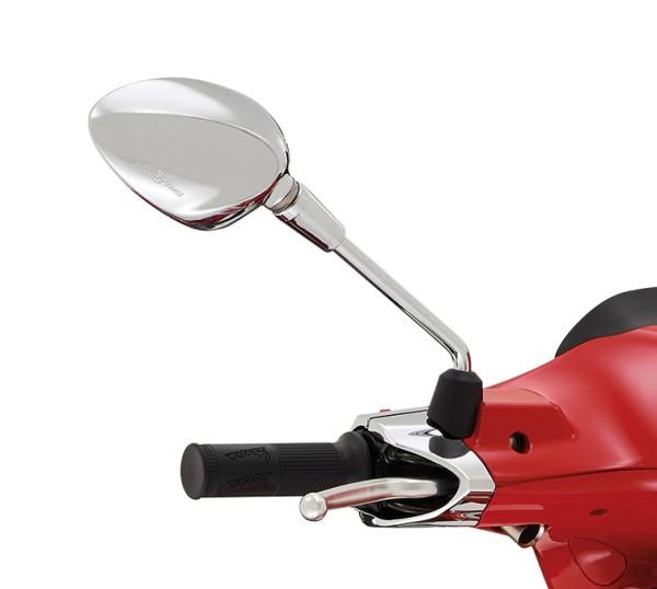 Espejo cromado derecho para Vespa Sprint 50-150ccm 2T / 4T