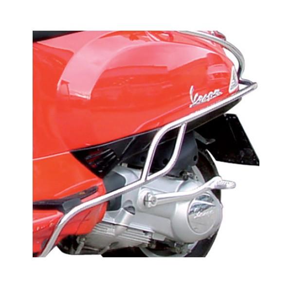 Original Protector lateral trasero cromado Vespa S